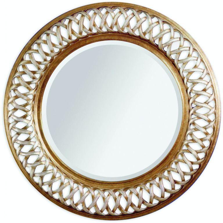 Bassett Mirror Company Accessories Alissa Wall Mirror 6357