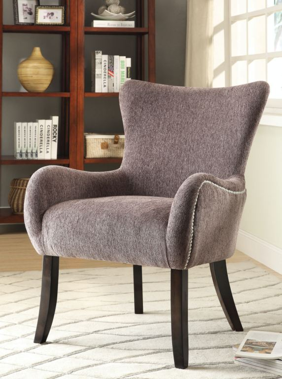 Accent Chairs For Cheap Coaster Living Room Accent Chair 902504 Simply Discount