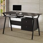 Coaster Home Office Computer Desk 800436 Wenz Home Furniture Green Bay Wi