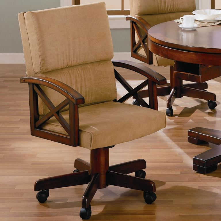 Coaster Bar and Game Room Game Chair 100172  Barrons