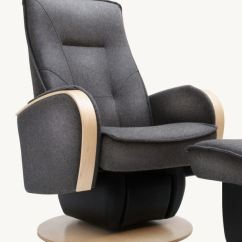 Chair Massage Seattle Red Chairs Outdoor Dutailier Living Room Ottoman 271 193 Flemington 284 T30