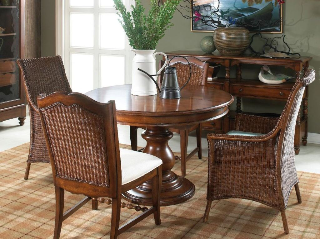 Fine Furniture Design Dining Room Round Dining Table 1050810811  McCreerys Home Furnishings