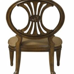 Oval Back Dining Room Chairs Foam Sofa Chair Fine Furniture Design Side