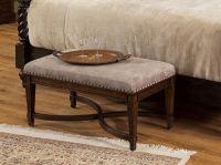 Fine Furniture Design Bedroom Bed Bench Vanderbilt 1340 ...