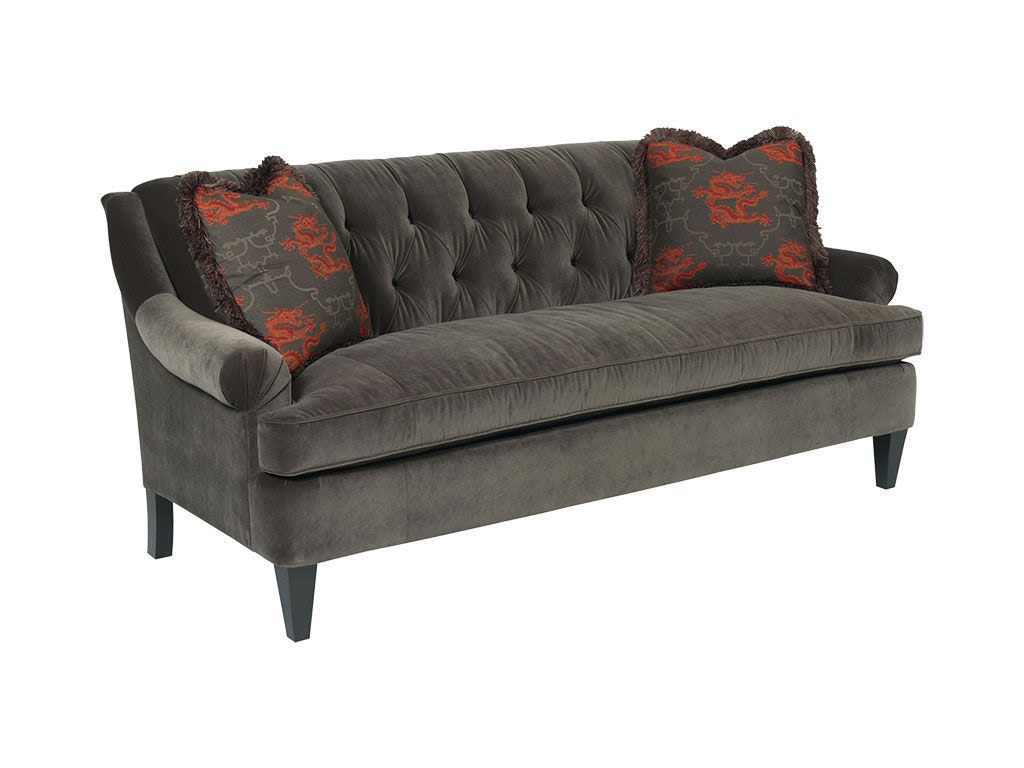 Kincaid Furniture Living Room Prescott Sofa 678 86 Wells Home Furnishings Charleston WV