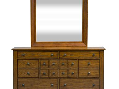 Liberty Furniture Dresser And Mirror 175 Br Dm