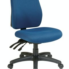 Ergonomic Chair Home Leg Extenders Office Star Products Mid Back Dual Function