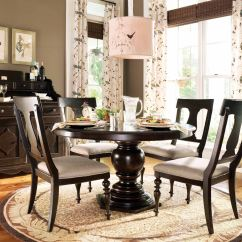 Paula Deen Table And Chairs Recliner Chair Cover By Universal Dining Room Complete 932655 Good S