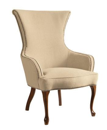 hourglass dining chair desk good for back henredon living room h0810 hamilton park