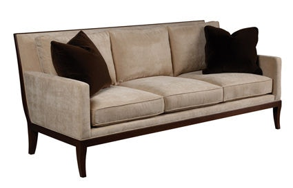 henredon sofa fabrics milari linen queen sleeper reviews living room carrington h0817 c hamilton