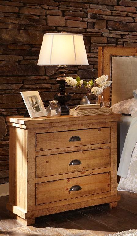 Progressive Furniture Nightstand Wendells Furniture