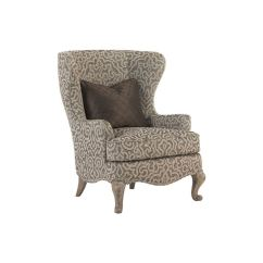 Wing Chairs For Living Room Shiatsu Massager Chair Lexington Chapelle 1547 11 North