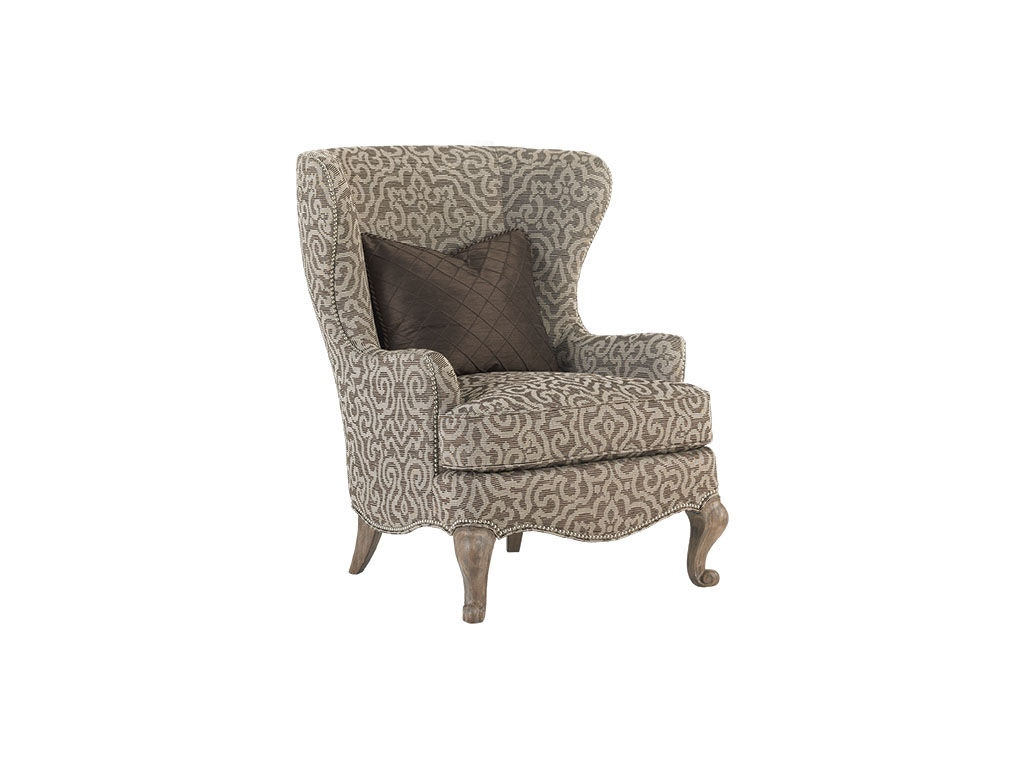 living room wingback chairs swing chair dwg lexington chapelle wing 1547 11 north