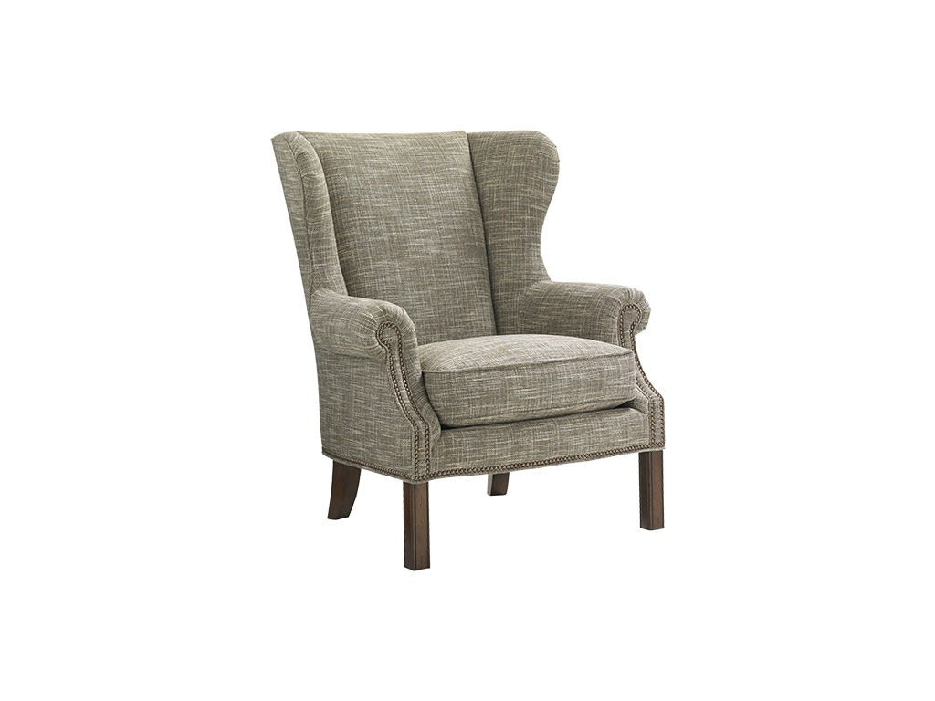 wing chairs for living room bedroom furniture lexington logan chair 7207 11
