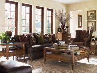 Lexington Living Room Ashford Tight Back Sofa 7603-33 ...