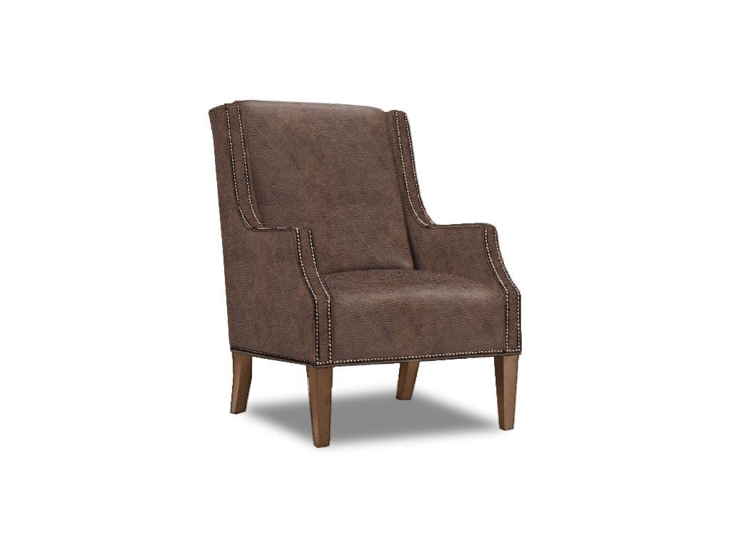 thomasville leather chair eames lounge metal legs lexington living room turino ll7841 11