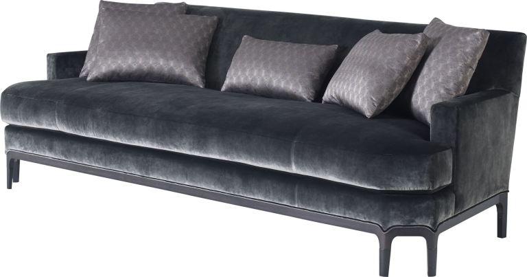 Baker Living Room Celestite Sofa 6179S Studio 882 Glen Mills PA Across From Wegmans