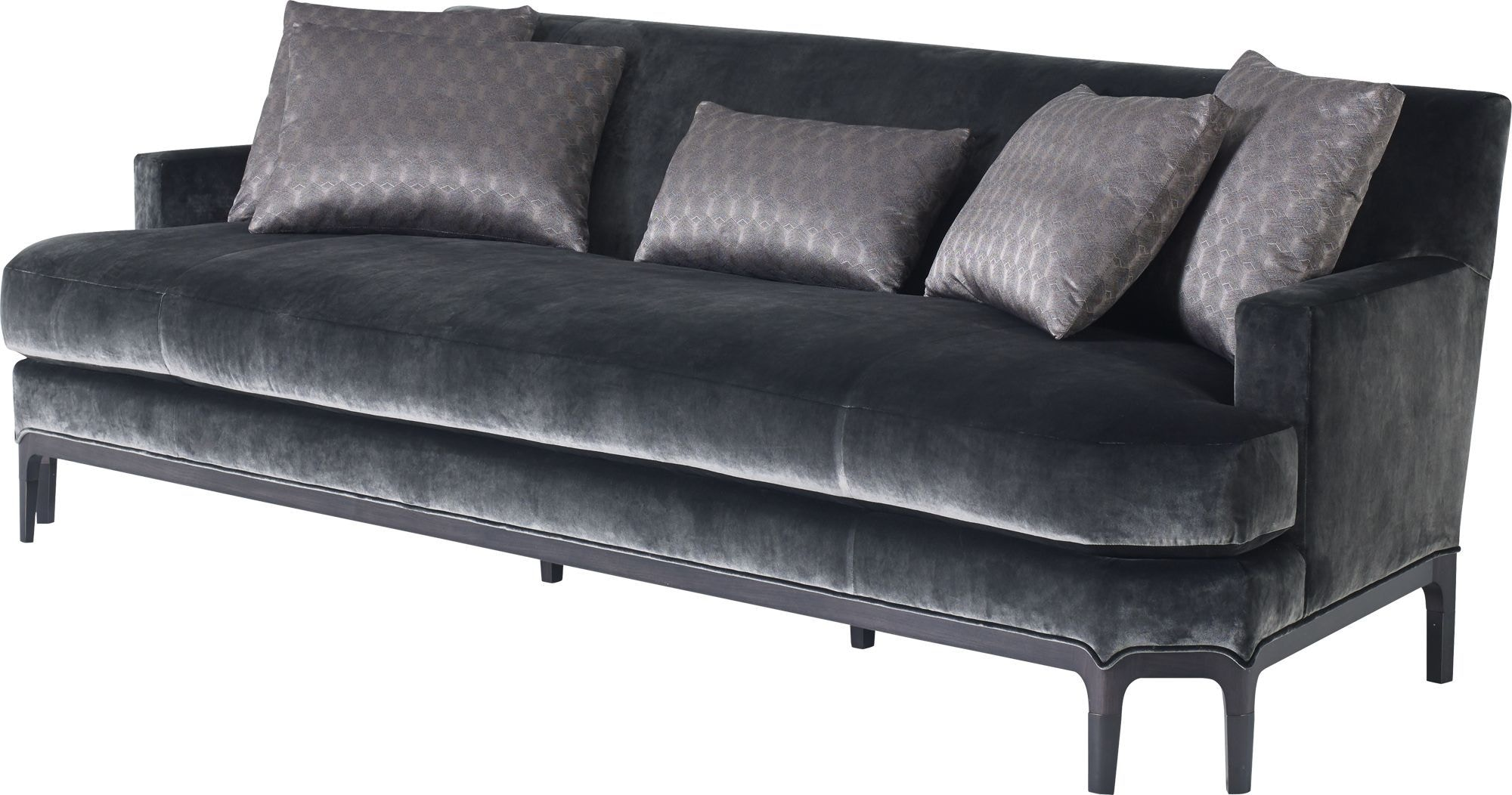 baker furniture max sofa palliser leather colors living room celestite 6179s hickory