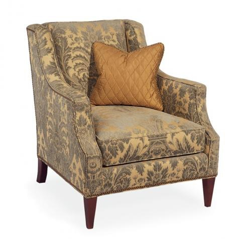 upholstered arm chair 2521 01