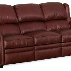 Miramar Leather Sofa Blair Bed Full Sleeper Bradington Young Living Room Discovery L And R Recline