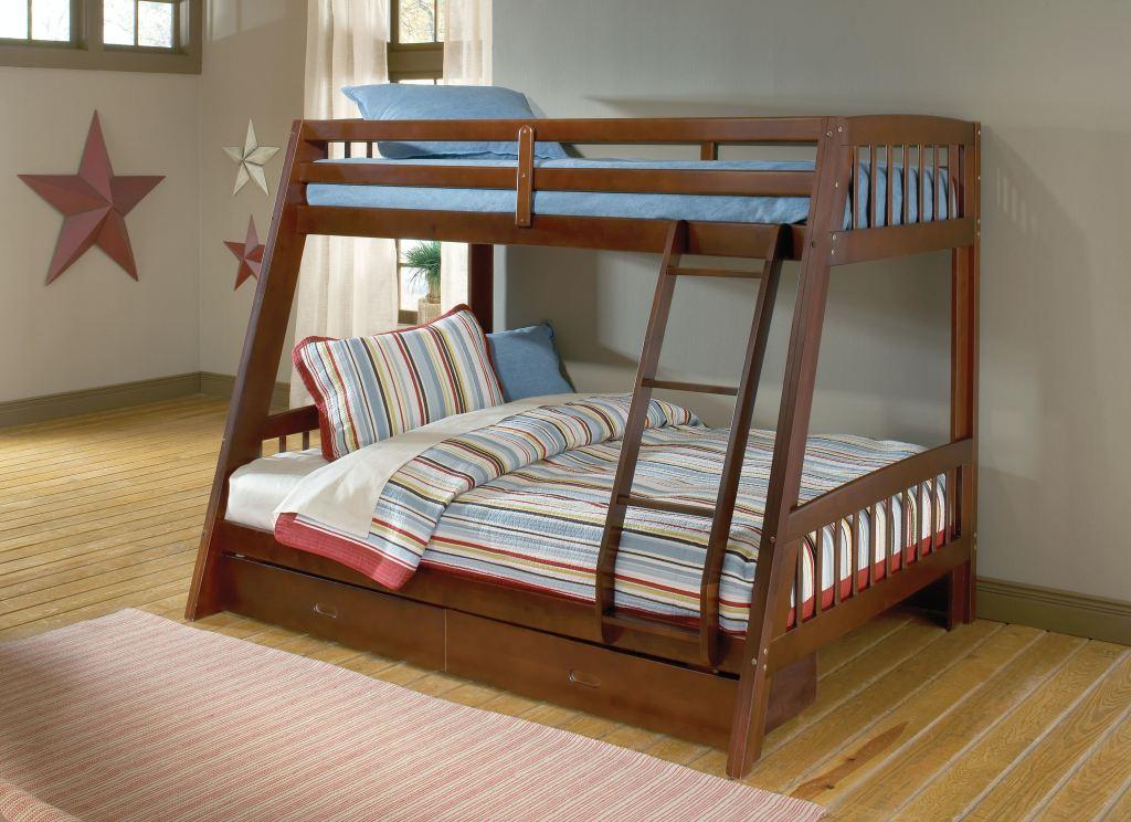 Hillsdale Furniture Youth Rockdale Bunk Bed Set 1668BB