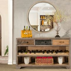 Wine Rack In Living Room Cheap Modern Furniture Hillsdale Bolero Console Table With 4045 894