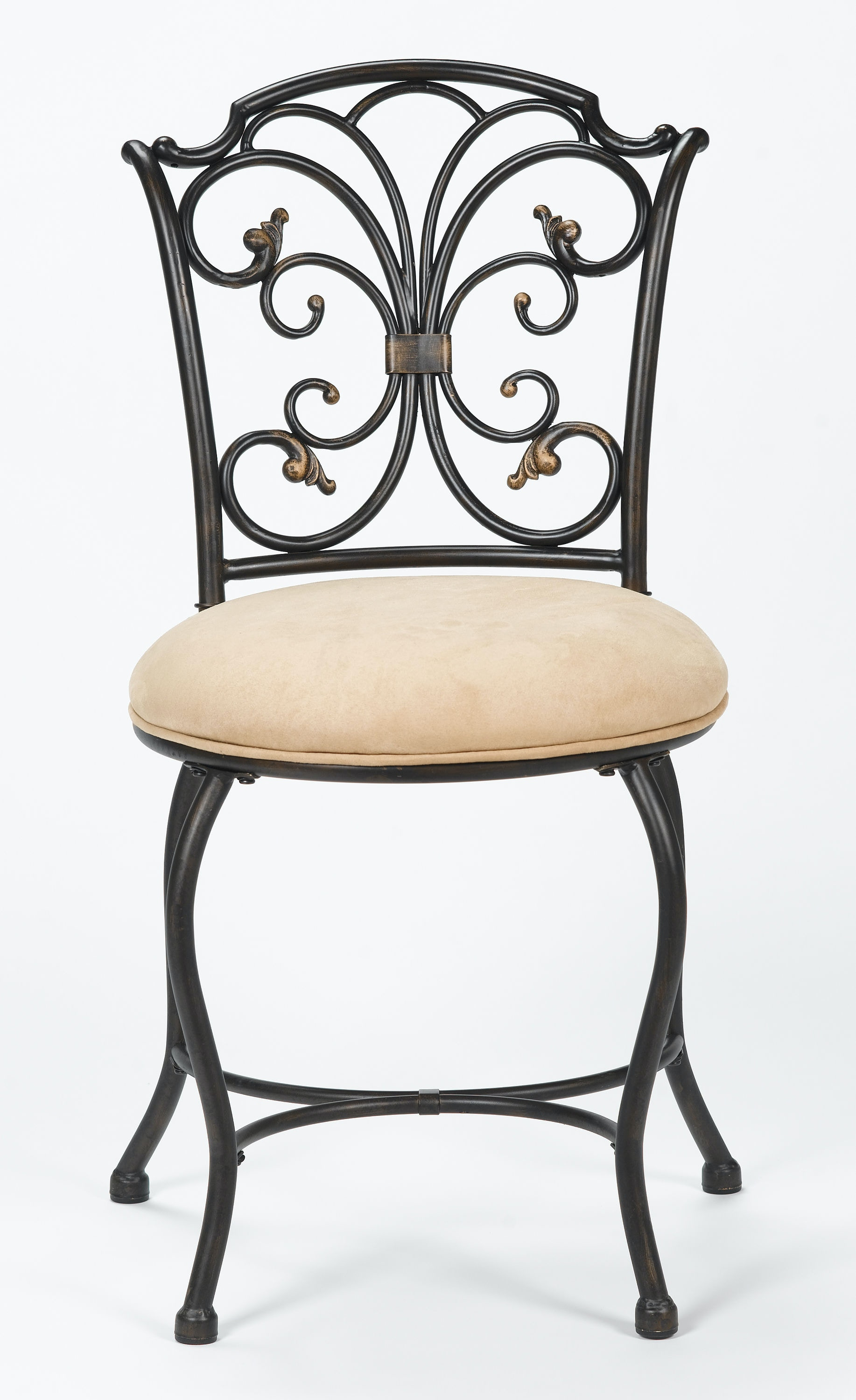 hickory chair vanity stool tattoo chairs for sale hillsdale furniture bedroom sparta 50833h