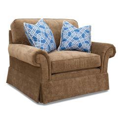 Huntington Chair Corporation Tolix Marais Chairs House Living Room Swivel 2062 56 Burke