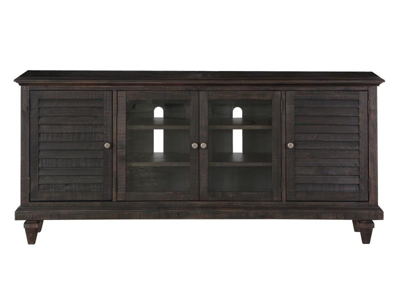 living room console chic ideas magnussen home e2590 05 upper at furnishings
