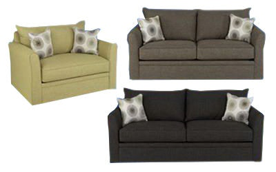overnight sofa retailers vienna euro lounger bed living room queen sleeper 8150 seaside