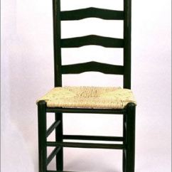 Shaker Ladder Back Chair Sciatic Nerve Stretch Southern Craftsmen S Guild Dining Room Side 5551 At Eller And Owens Furniture