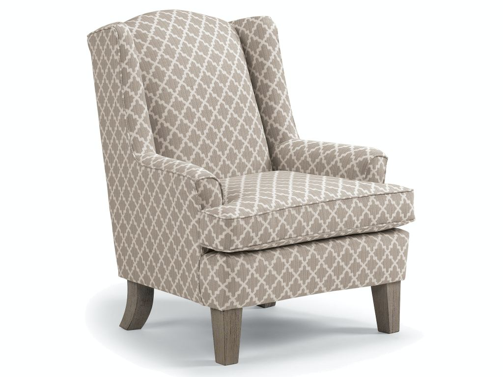 Best Chairs Ferdinand In Best Home Furnishings Living Room Stationary Chair 0170