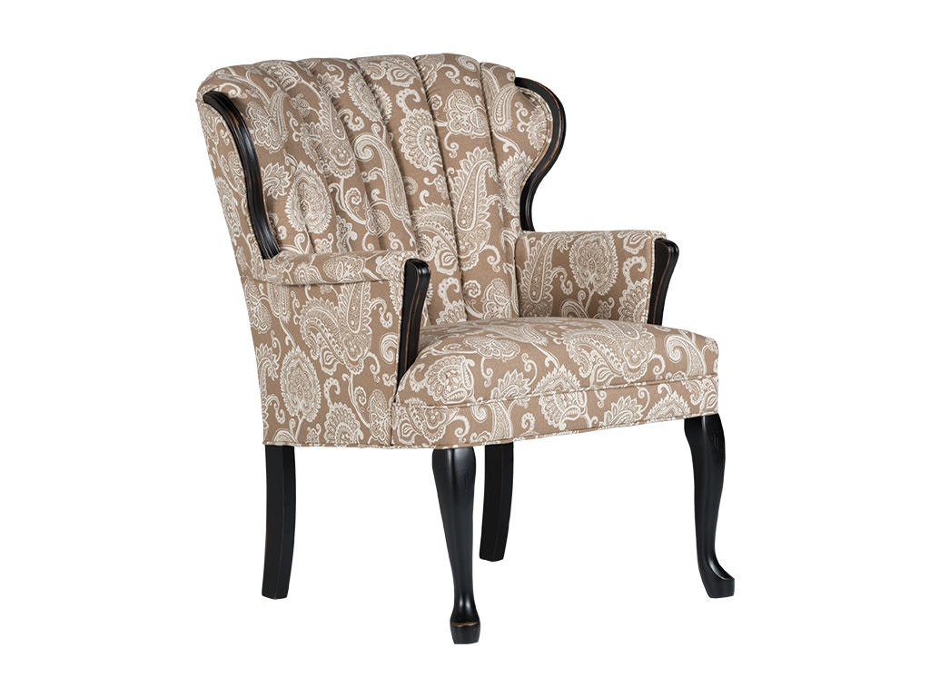 queen anne side chairs cherry pebbles ball best home furnishings living room accent chair
