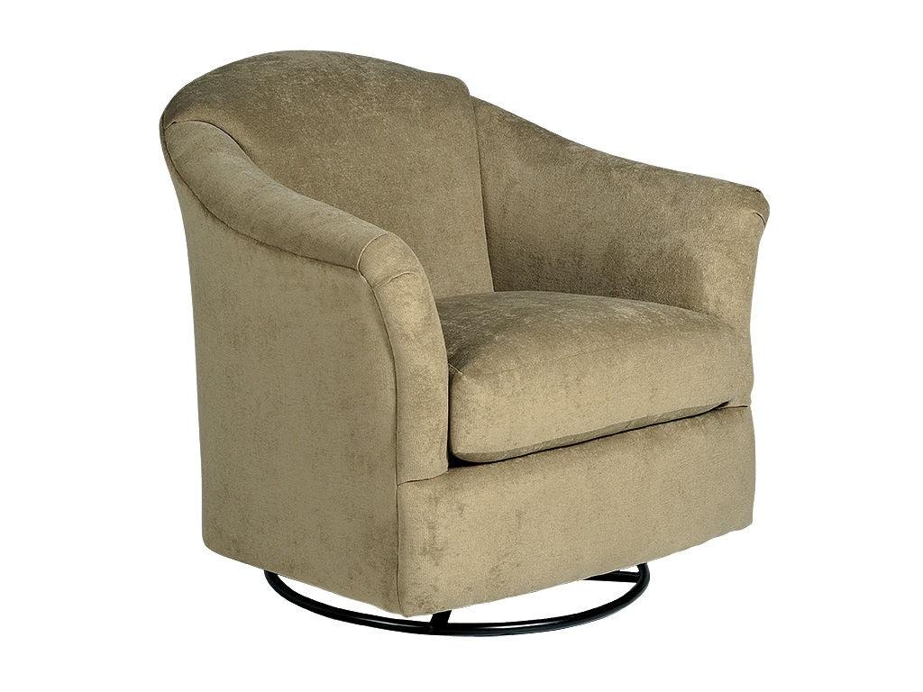 Best Home Furnishings Living Room Swivel Glider 2877
