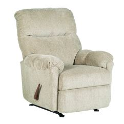 Besthf Com Chairs Padded Club Chair Balmore Recliner