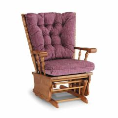 Jive Chenille Living Room Furniture Collection How To Decorate Best Home Furnishings Rocker Glider Ottoman Colmbo C8207 At Naturwood