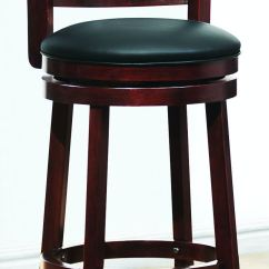 Game Room Chair Table And For Toddlers Homelegance Bar 360 Swivel Center