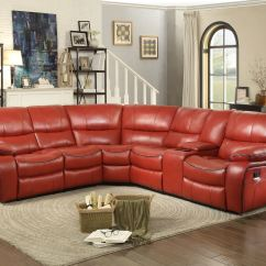 Sectional Sofa Dallas Fort Worth Where To Put In Living Room As Per Vastu Homelegance 8480red Charter