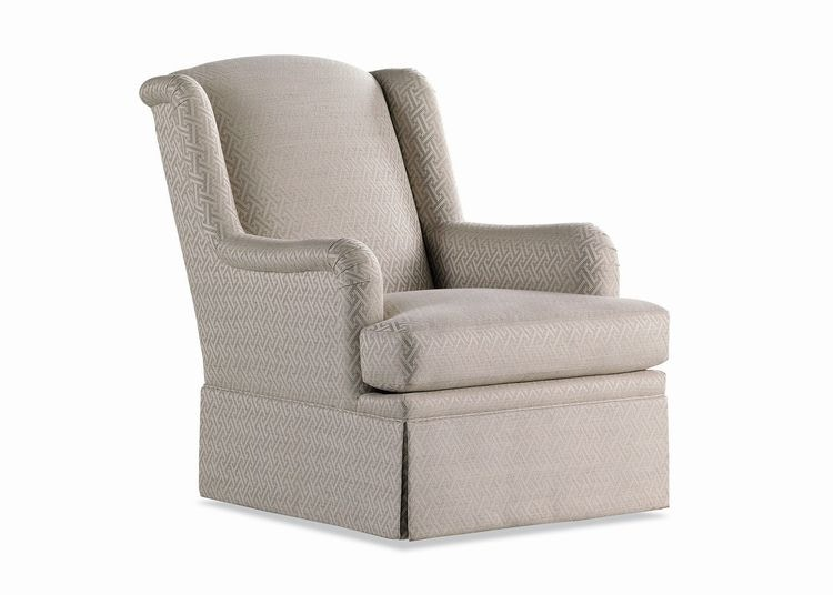 Jessica Charles Swivel Chairs Jessica Charles Living Room Nolan Swivel Rocker Chair 451