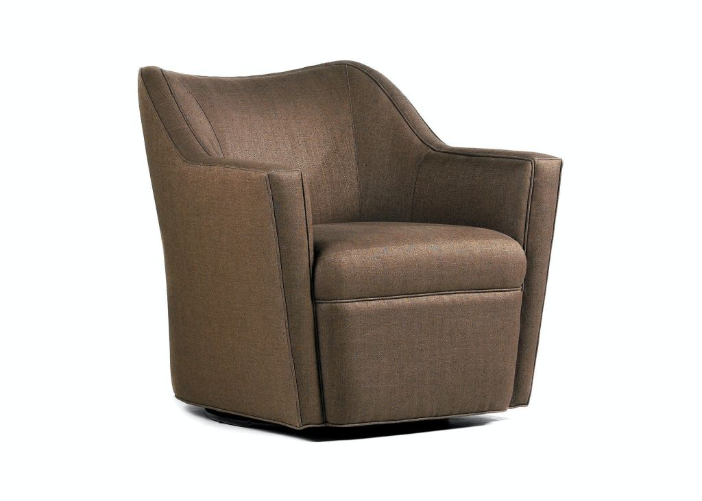 Jessica Charles Swivel Chairs Jessica Charles Living Room Folio Swivel Chair 168 S