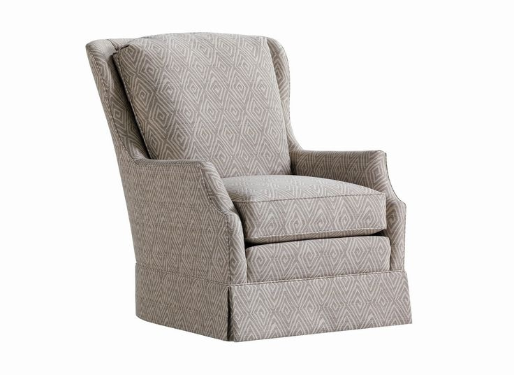 Jessica Charles Swivel Chairs Jessica Charles Living Room Maise Swivel Rocker 443 Sr
