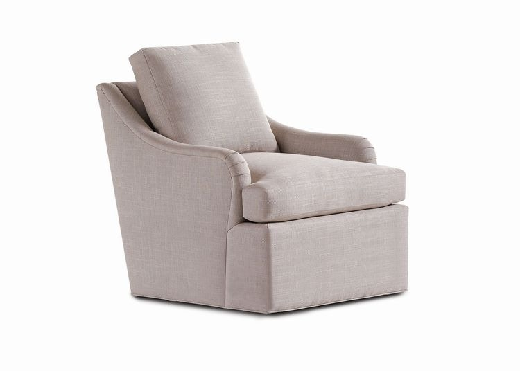 Jessica Charles Swivel Chairs Jessica Charles Living Room Braelyn Swivel Chair 5114 S