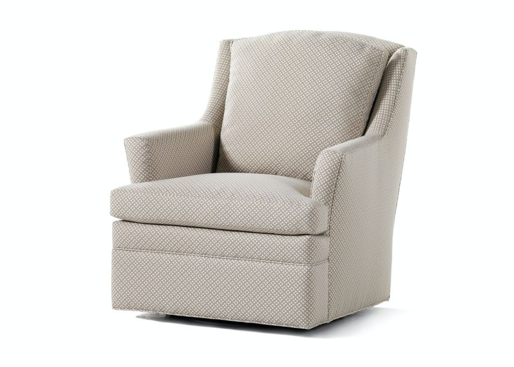 Jessica Charles Swivel Chair