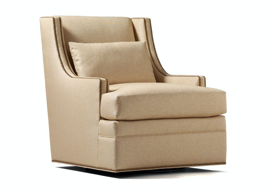 Jessica Charles Swivel Chairs Jessica Charles Living Room Collin Swivel Chair 5615 S