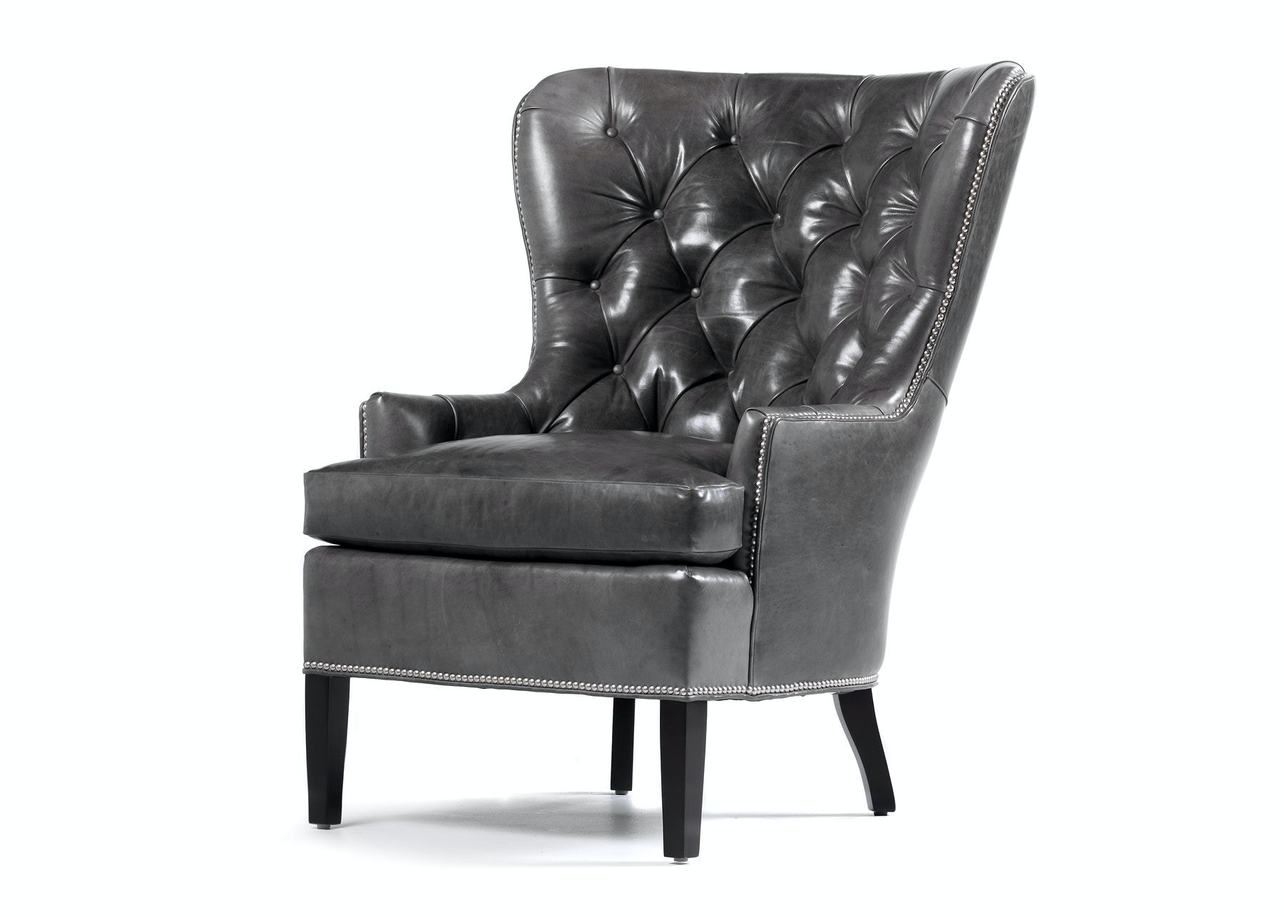 jessica charles chairs portable beach hammock chair living room chilton tufted 629