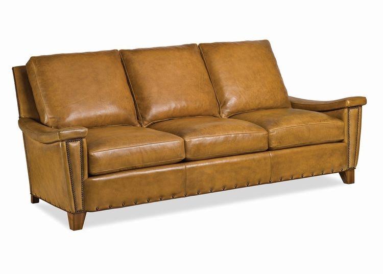 lane benson queen sleeper sofa narrow side table next to living room three cushion sofas - hickory furniture mart ...