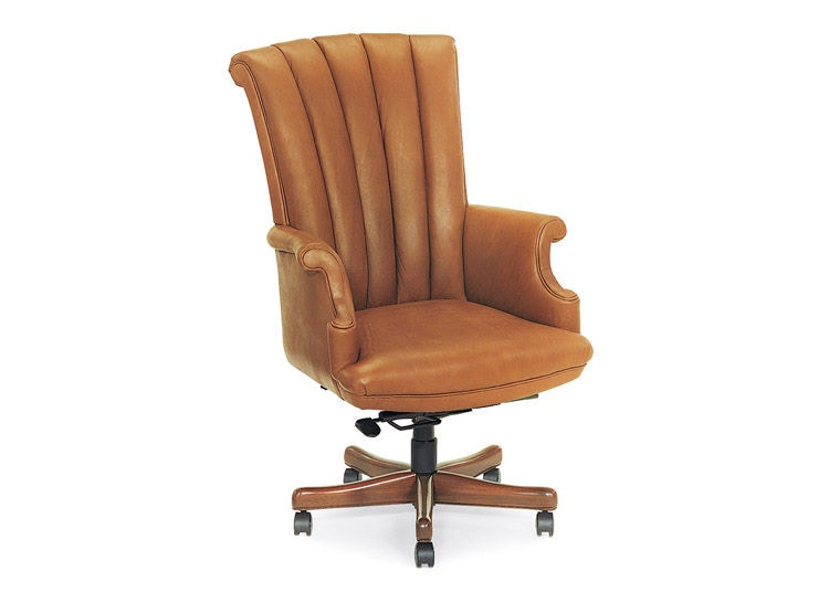 swivel chair online india best massage reviews hancock and moore home office bradford channel back