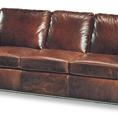 Robinson And Leather Sofa Crescent Bed Camerich Leathercraft Furniture Living Room 2670