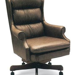 Swivel Chair Quotes Wedding Covers Elegant Leathercraft Furniture Home Office Morris High Back Tilt