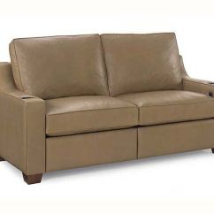 Leathercraft Sofa Sectional Sleeper Overstock Furniture Living Room Rhett Reclining Short